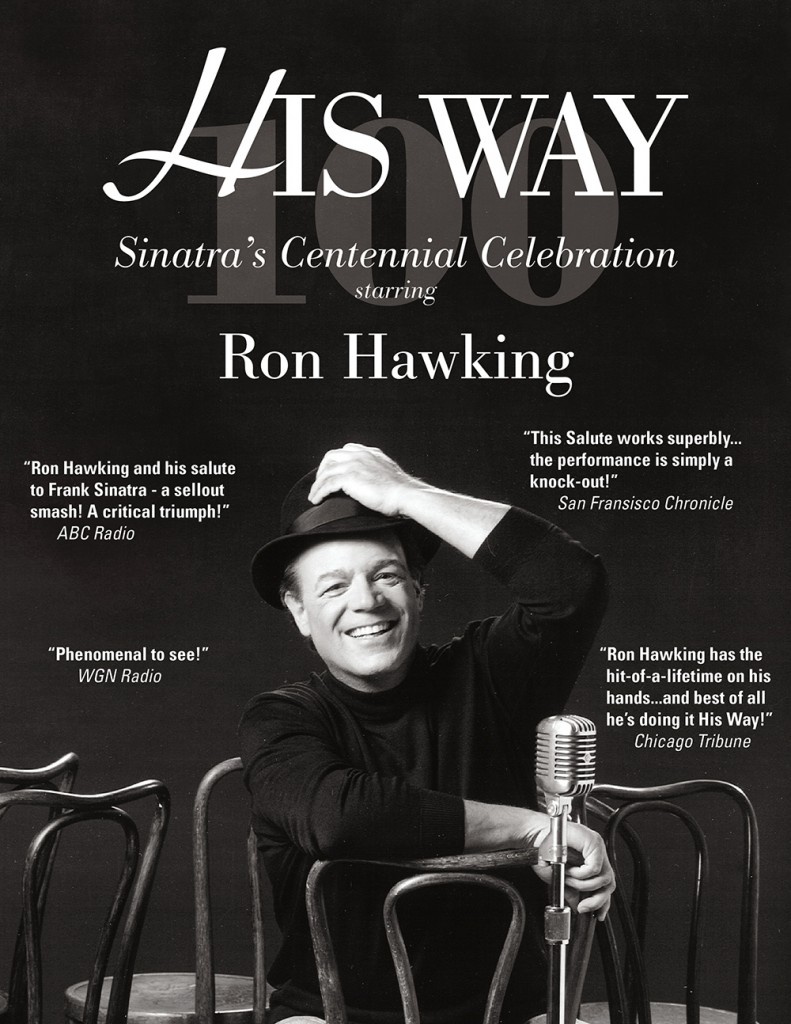 "Ron Hawking :: ""Chicago's Entertainer"" :: Sinatra's Centennial Celebration"