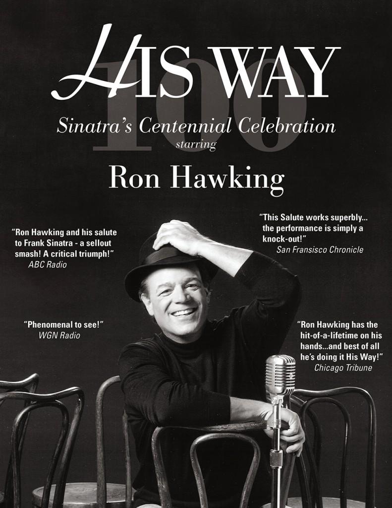 "Ron Hawking :: ""Chicago's Entertainer"" :: Sinatra's Centennial Celebration"