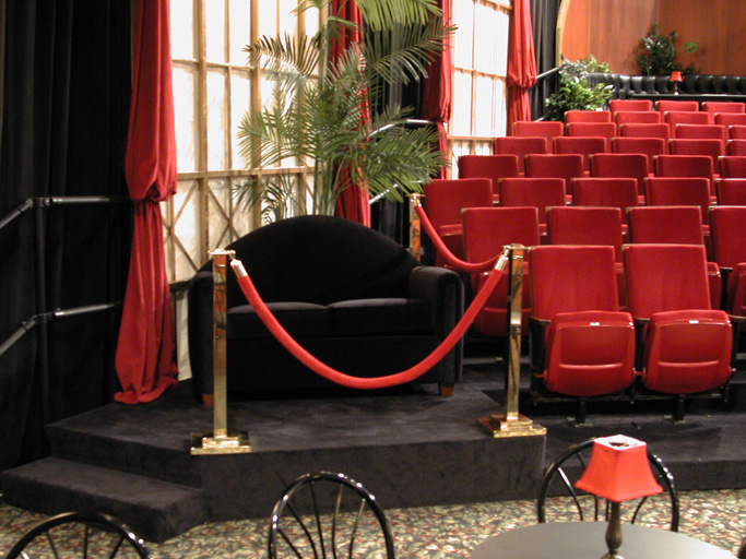 Ron Hawking :: His Way Theatre NBC